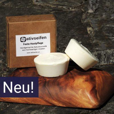 Neues Nativ-Hautpflegeprodukt!