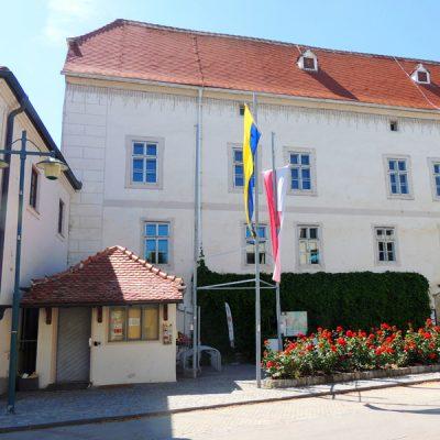 Historischer Stadtbauernladen in Traismauer